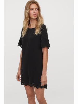 Платье черное | 5689590