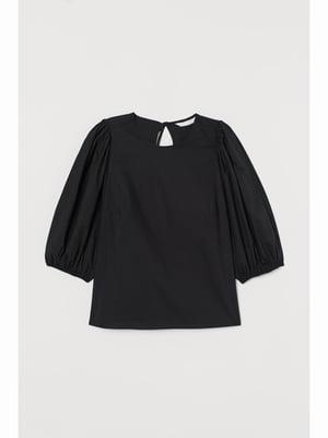 Блуза черная | 5690091