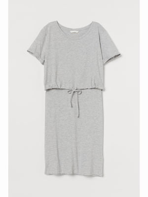 Платье светло-серое | 5690166