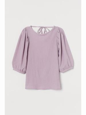 Блуза лавандового цвета   5690382