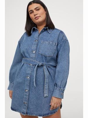 Сукня синя | 5690538