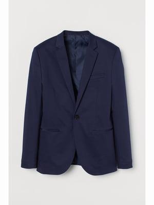 Піджак синій | 5690616