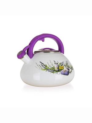 Чайник эмалированный Lavender (3 л) | 5374816