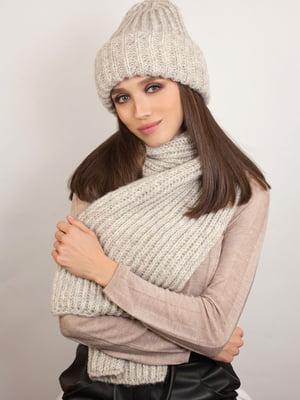 Комплект: шапка и шарф | 5562901