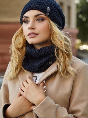 Комплект: шапка і шарф | 5562934