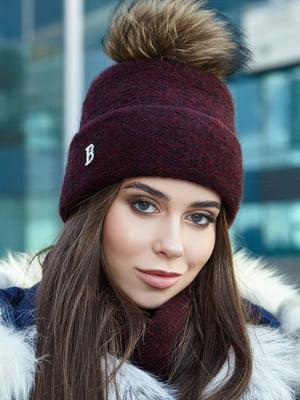 Комплект: шапка і шарф | 5563074