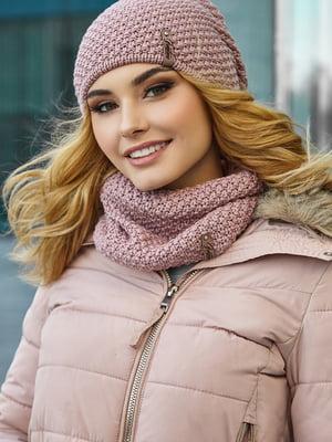 Комплект: шапка і шарф | 5651444