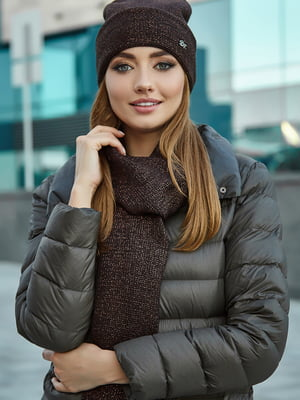 Комплект: шапка и шарф   5651556