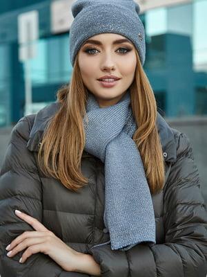 Комплект: шапка і шарф | 5651558