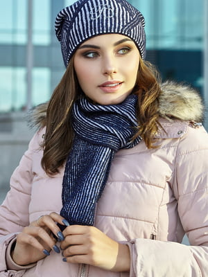 Комплект: шапка і шарф | 5651561