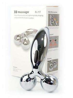 3D-ручной массажер для лица, шеи, спины, ног | 5690830