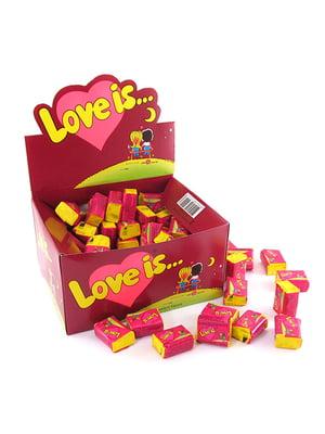Блок жвачек Love is   5690850