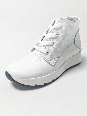Ботинки белые | 5690872