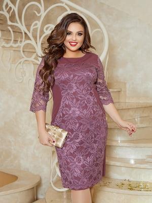 Сукня бузкового кольору   5690980
