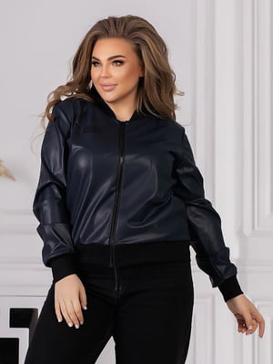 Куртка темно-синя   5690997