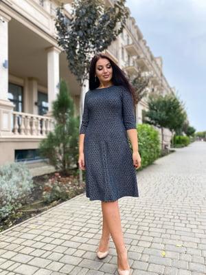 Сукня темно-синя   | 5691229