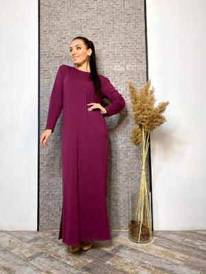 Сукня бордова | 5691230