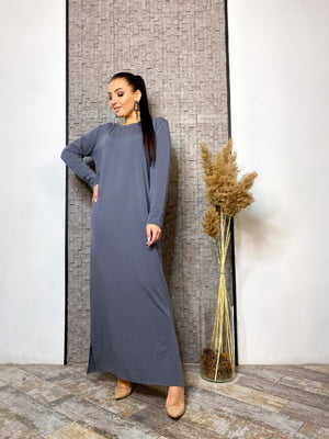 Сукня сіра  | 5691231