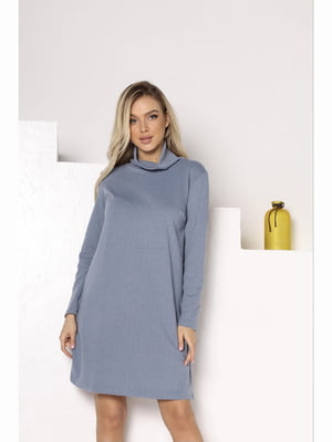 Сукня сіро-блакитна   5691267