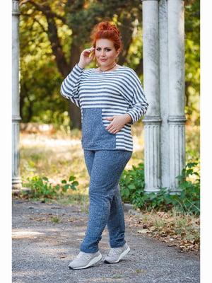 Костюм: блуза і штани | 5691278