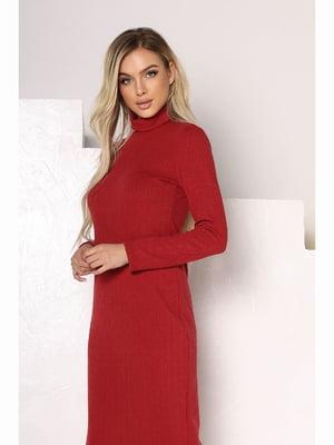 Сукня бордова | 5691284