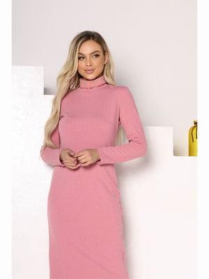 Сукня рожева | 5691286
