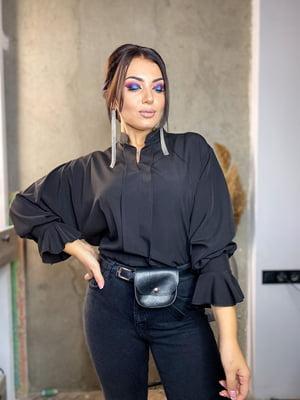 Блуза чорна  | 5691323