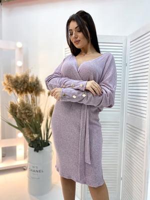 Сукня бузкового кольору | 5691329