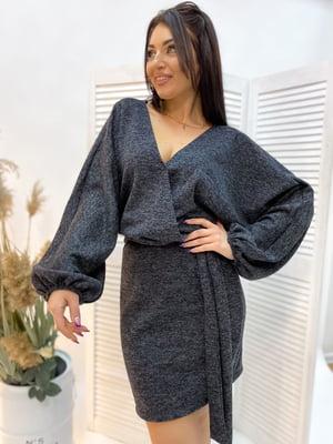 Сукня темно-сіра   5691334