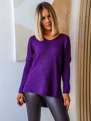 Джемпер фіолетовий | 5691355