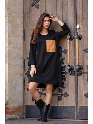 Платье черное | 5691373