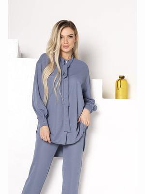 Костюм: блуза і штани | 5691404