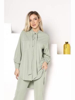 Костюм: блуза і штани | 5691405