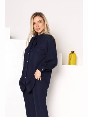 Костюм: блуза и брюки   5691407