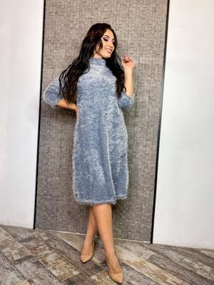 Платье серое | 5691436
