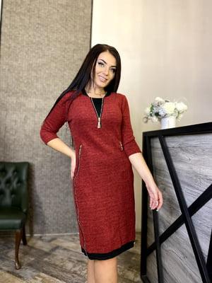 Сукня бордова   5691450