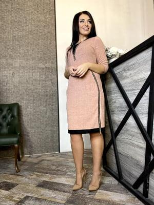 Сукня пудрового кольору  | 5691451