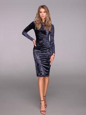 Сукня темно-синя     5691497