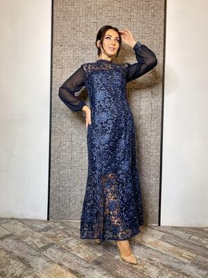 Сукня синя | 5691499