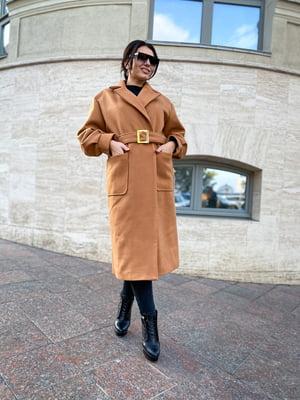 Пальто бежеве | 5691501