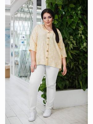 Костюм: блуза и брюки | 5691517