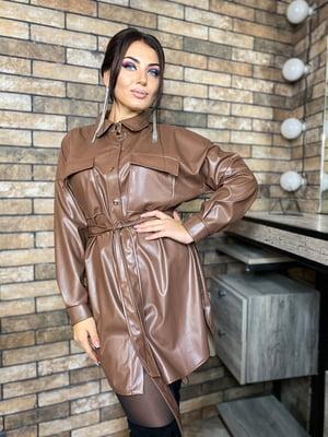 Сукня коричнева   5691548