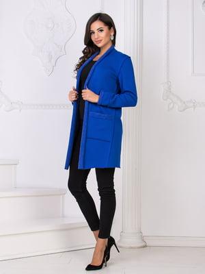 Кардиган синій | 5691569