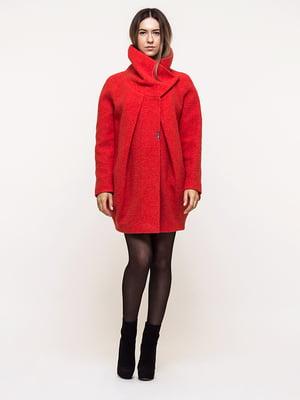 Пальто красное | 2757943