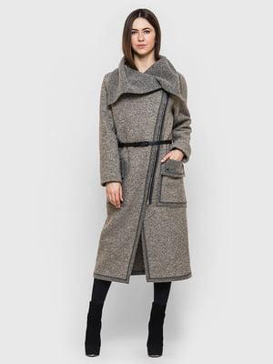 Пальто бежевое | 5691638