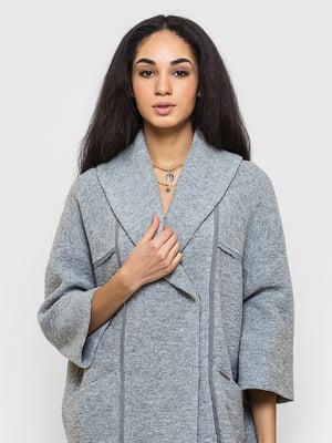 Пальто сіре   5691639