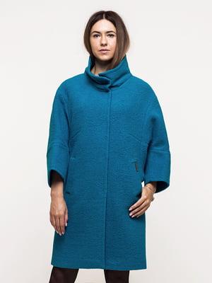 Пальто голубое | 5691645