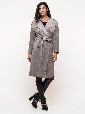 Пальто сіре   5691647
