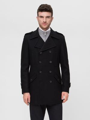 Пальто черное | 5691651