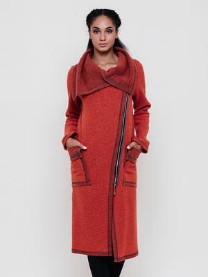 Пальто красное | 5691655